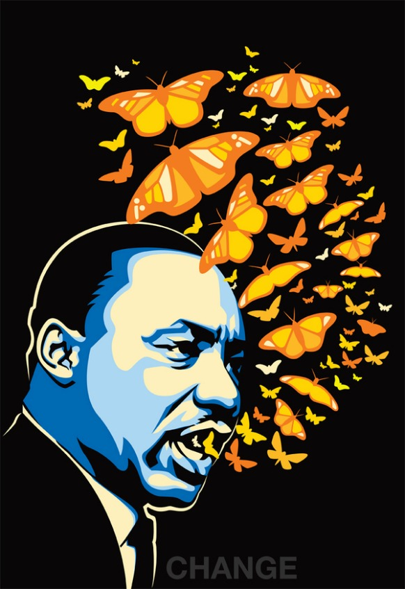 Happy Martin Luther King Jr Day Creative Resistance